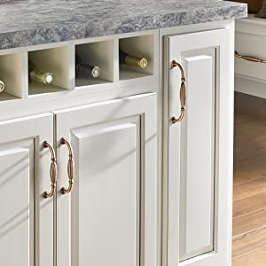 copper cabinet pulls,copper drawer pulls,copper appliance pulls