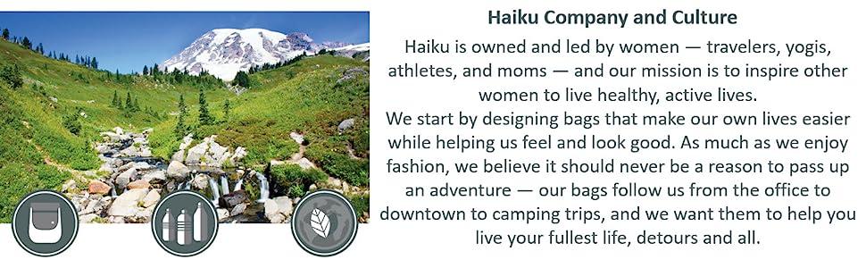 Haiku Company and Culture