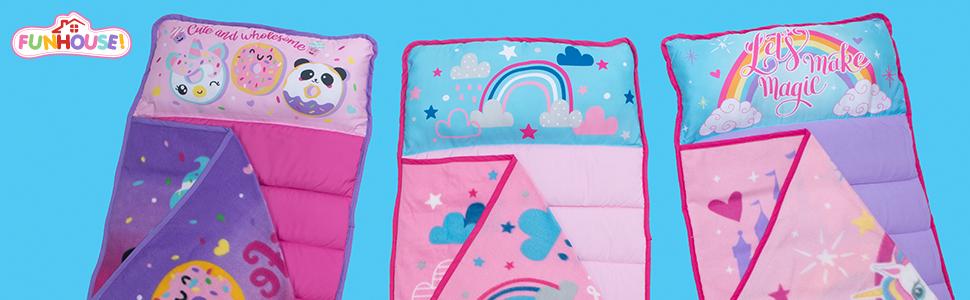 Baby Toddler Kids Nap Mat Girls