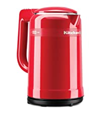 KitchenAid, Electric Kettle, 1.5 Liters, Red, 100 Year, Limited Edition, Queen of Hearts