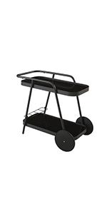 novogratz bar cart;bar cart;novogratz outdoor bar cart;serving cart;novogratz serving cart;serving