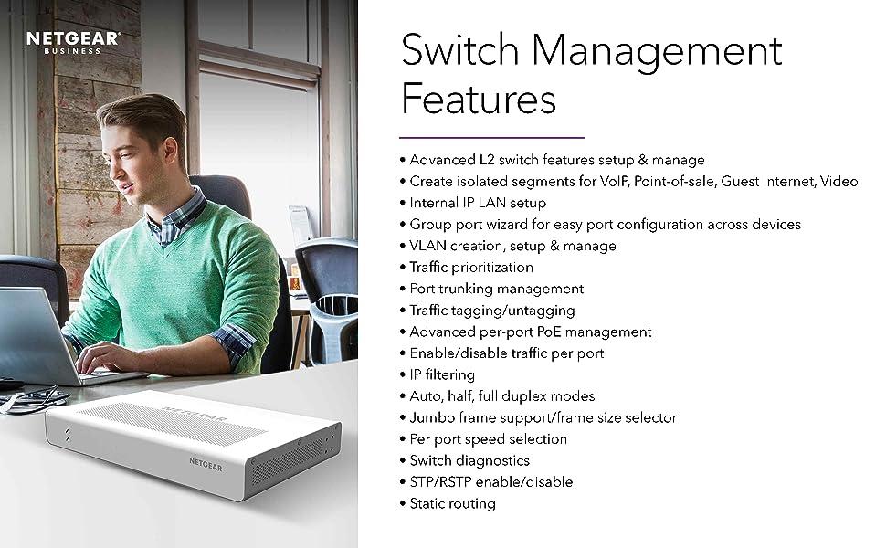 switch management