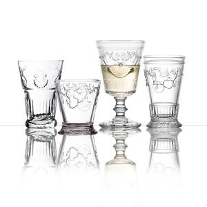 La Rochere Versaille Glass Ware Collection