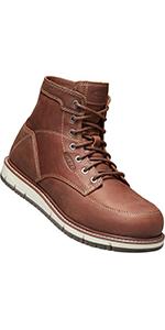 mens san jose aluminum alloy toe safety work boots