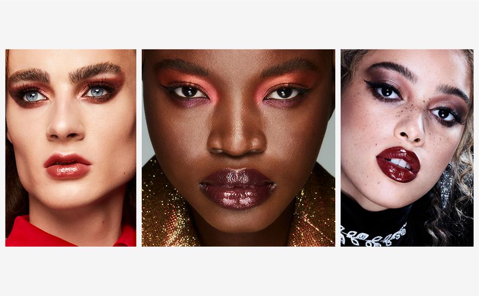 lady gaga, gaga, make up, makeup eyes, eye makeup, eye shadow, eye shadow palettes, gaga eyeshadow