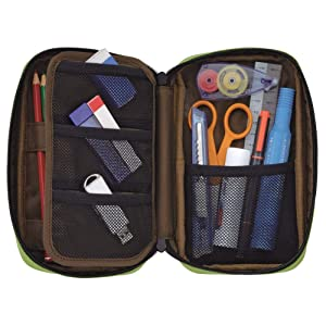 pen case, pencil case, supply case, lihit lab