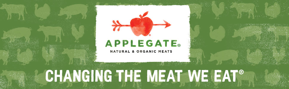 Applegate Natural Organic Cleaner High Quality Premium Meats and Cheese No Antibiotics Preservative
