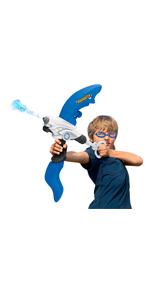 water gun boy