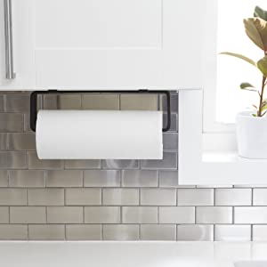 squire paper towel holder