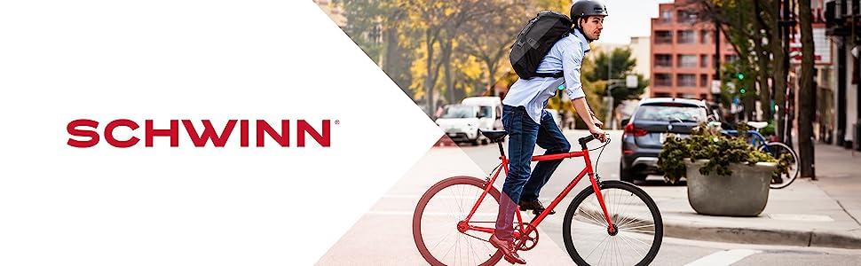 Schwinn, schwinn bike, electric bike, ebike, commuter, urban, city, single speed, fixie, bicycle