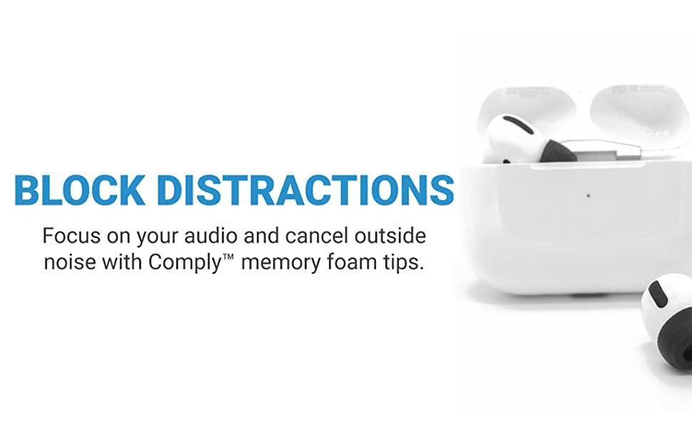 Block Distractions