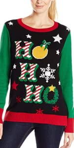 Women Christmas Sweater 2