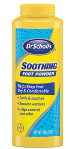 Dr. Scholl's Soothing Foot Powder