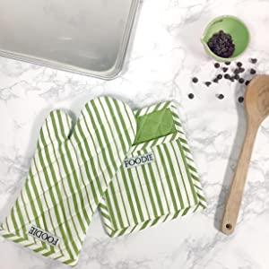 kitchen linen sets,kitchen linens,potholder,ovenmitt,oven glove,pot holders,oven mitts