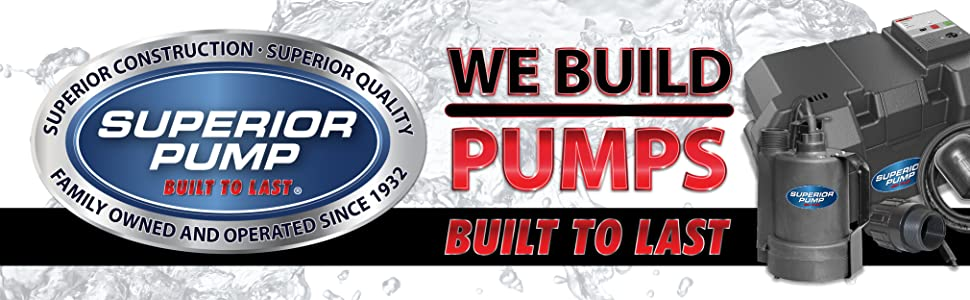Superior Pump - We Build Pumps - 92900