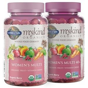 women's multi organic fruit vitamin chews