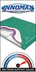 InnoMax Genesis 800 Hardside Watermattress