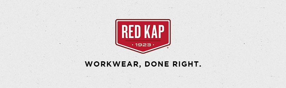red kap, red kap work wear, redkap, red kap work shirt, red kap shirt