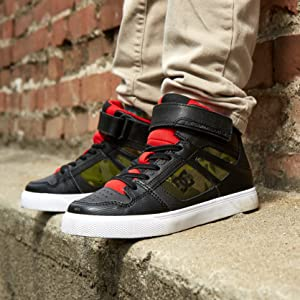 DC Shoes, youth, kids, Pure High Top