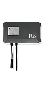 flo by moen battery backup
