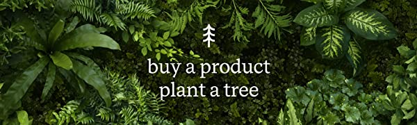 Attitude, buy a product, plant a tree, ewg verified, household and skincare products
