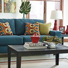 Contemporary Style, Sagen Sofa