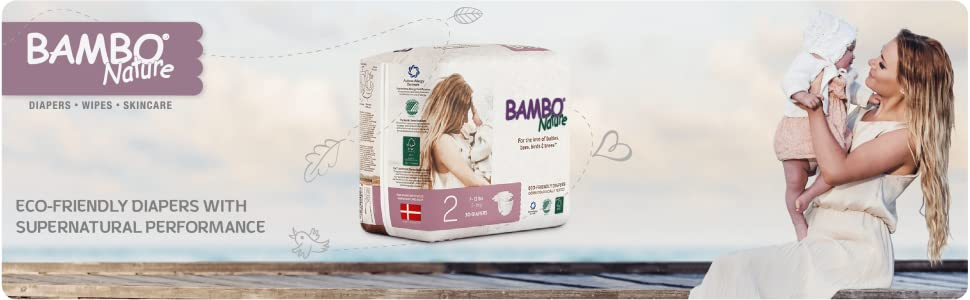 bambo nature friendly eco natural diapers training pants