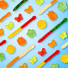 gummi, gummy, 12 flavor gummi bears, Albanese, gummies, gummy, gummi worms