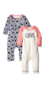 baby union suits, baby play wear