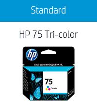 HP 75 Tri-color
