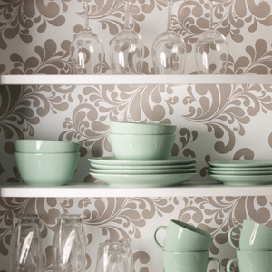 Duck Brand Adhesive Easy Liner Shelf Liner