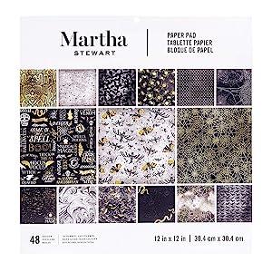 martha paper pad