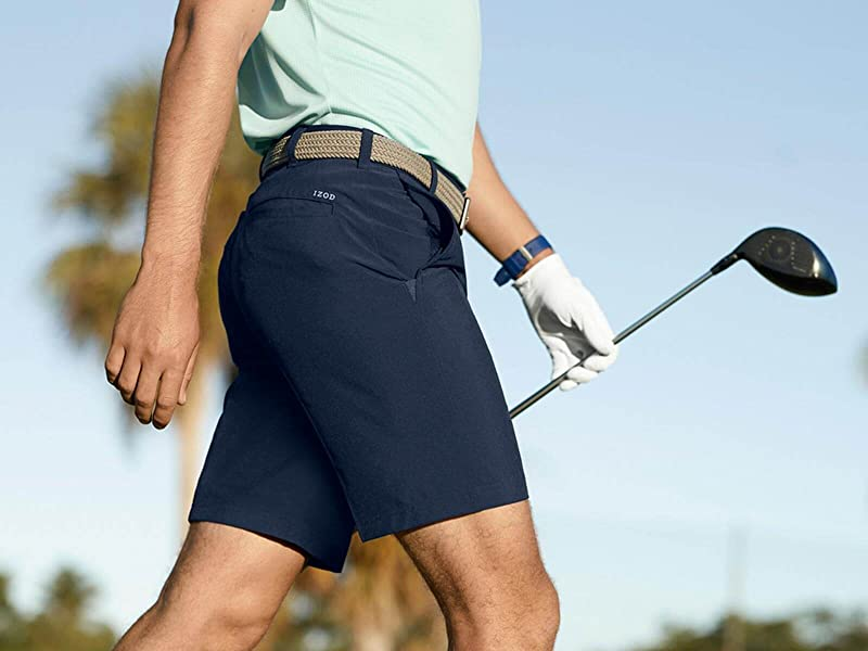 IZOD Golf Swingflex Shorts