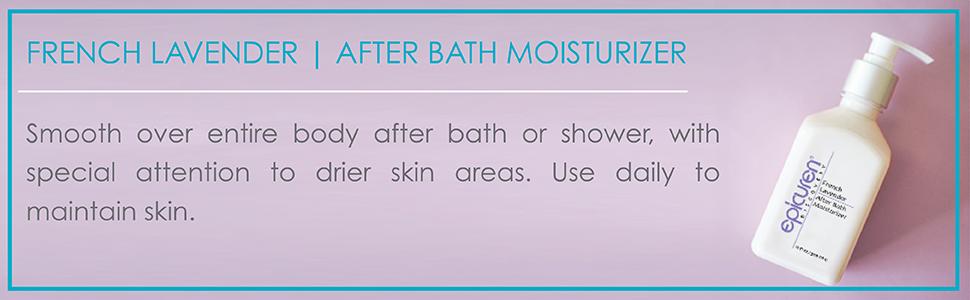 French Lavender Body moisturizer