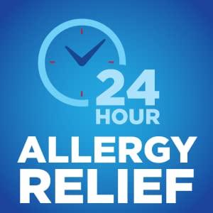 24 Hour allergy relief