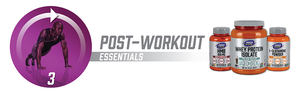 post workout why protein whey isolate glutamine powder hmb
