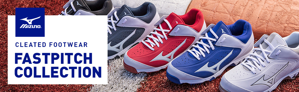 Mizuno Fastpitch Softball Cleated footwear