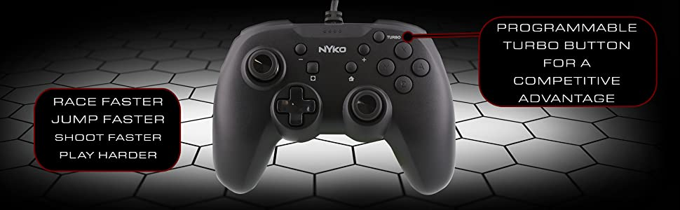 Nintendo, controller, xbox, playstation, Switch, switch lite, Prime controller, nyko controller