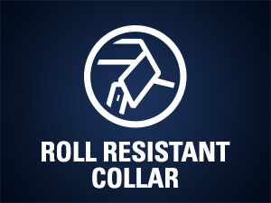 Roll Resistant Collar