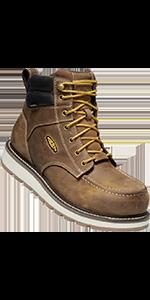 mens cincinnati carbon-fiber composite toe safety waterproof work boot