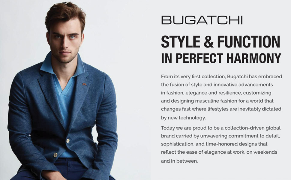 Bugatchi Style