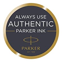 Always use authentic PARKER ink