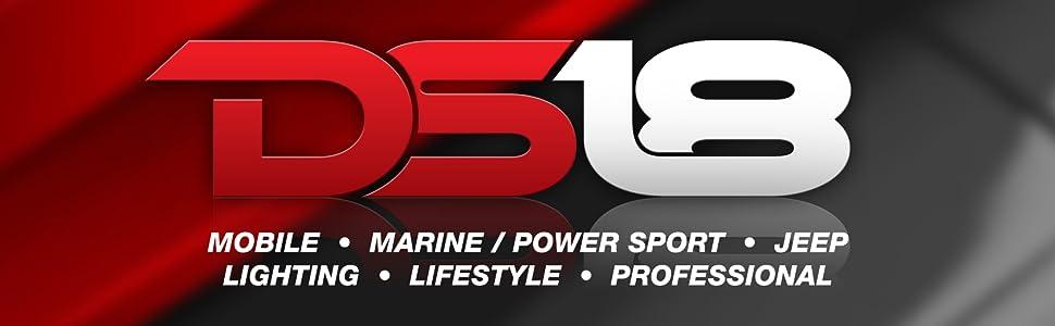 DS18 Brand Banner