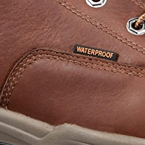 waterproof breathable mebrane leather comfort style quality