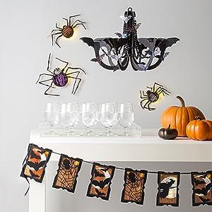 martha stewart halloween decor crafts