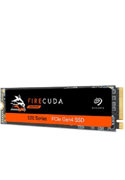 FireCuda 520 SSD