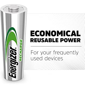 Econoical reusable power for your frequently used devices