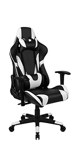 Flash Furniture X20 Gaming Chair PC Adjustable Swivel Chair