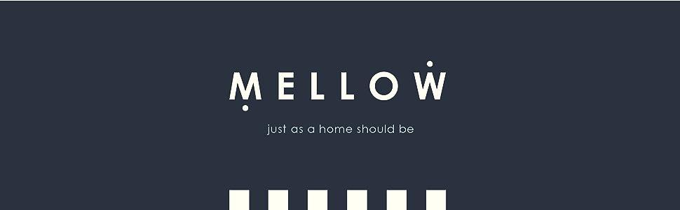 mellow bed logo