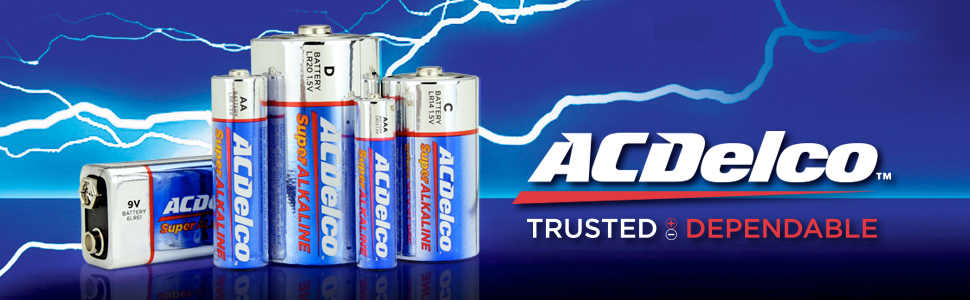 acdelco batteries batteries aa pack lot battery alkaline bulk super thin package count  recloseable